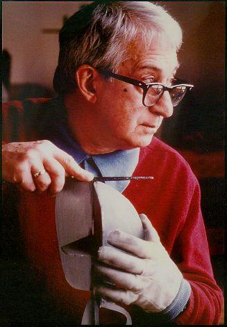 James Rosati, American Artist